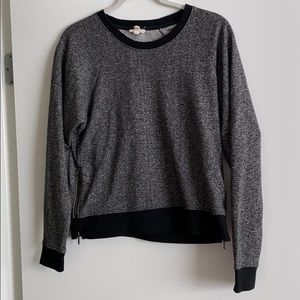 Soft Joie Side Zip Sweatshirt